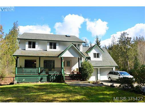 Photo 2: Photos: 2629 Otter Point Road in SOOKE: Sk Broomhill Single Family Detached for sale (Sooke)  : MLS®# 375422