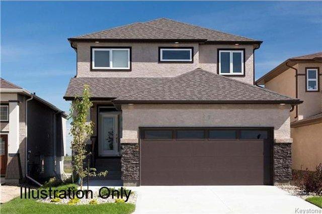 Main Photo: 54 Larry Vickar Drive East in Winnipeg: Devonshire Village Residential for sale (3K)  : MLS®# 1708017