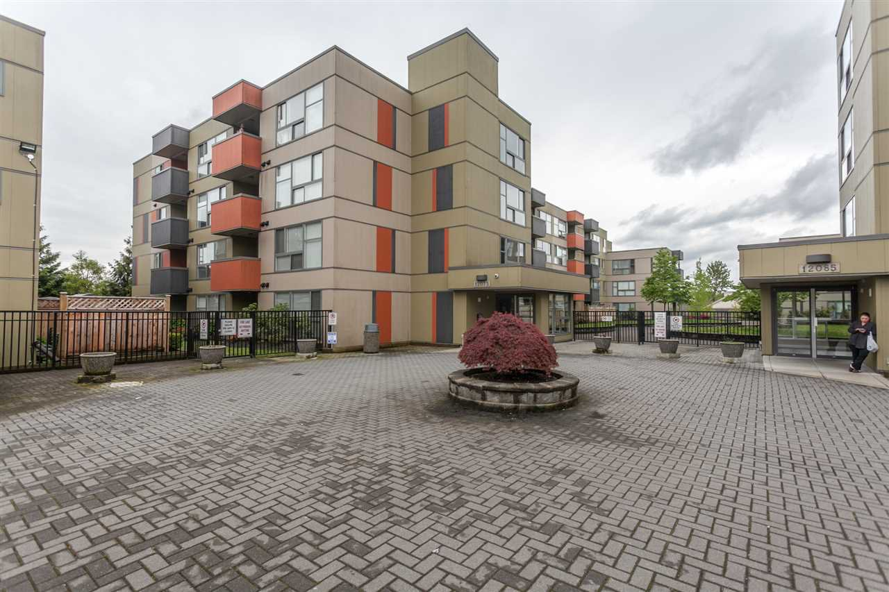 "Main Photo: 108 12075 228 Street in Maple Ridge: East Central Condo for sale in ""RIO"" : MLS®# R2165368"