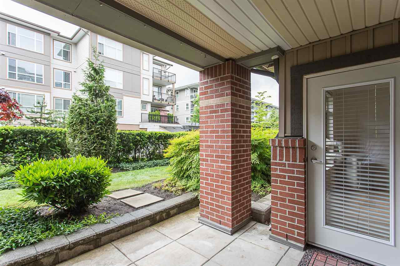 """Photo 12: Photos: 104 2330 WILSON Avenue in Port Coquitlam: Central Pt Coquitlam Condo for sale in """"SHAUGHNESSY WEST"""" : MLS®# R2174446"""
