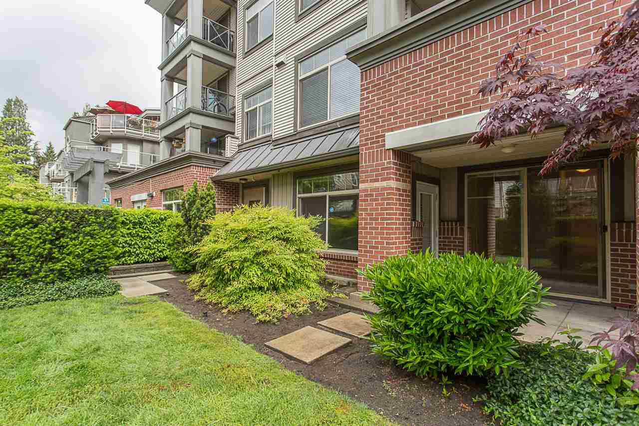 """Photo 14: Photos: 104 2330 WILSON Avenue in Port Coquitlam: Central Pt Coquitlam Condo for sale in """"SHAUGHNESSY WEST"""" : MLS®# R2174446"""