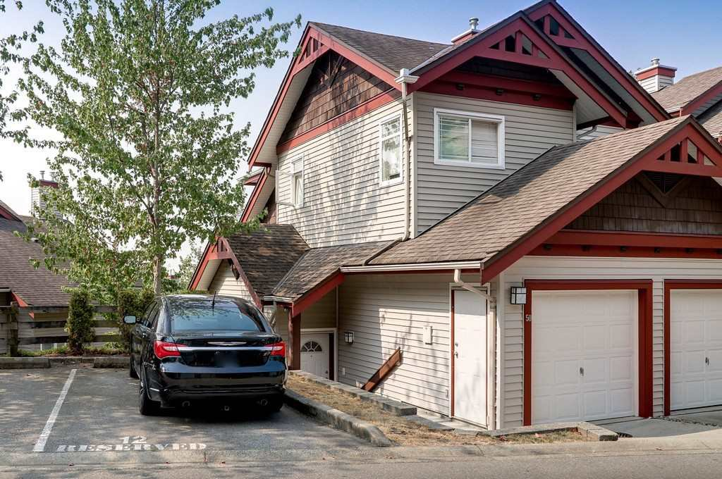 """Main Photo: 50 15 FOREST PARK Way in Port Moody: Heritage Woods PM Townhouse for sale in """"DISCOVERY RIDGE"""" : MLS®# R2207999"""