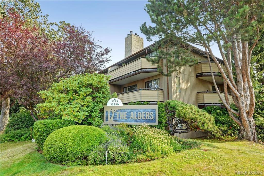 Main Photo: 306 3215 Alder St in VICTORIA: SE Quadra Condo for sale (Saanich East)  : MLS®# 770983