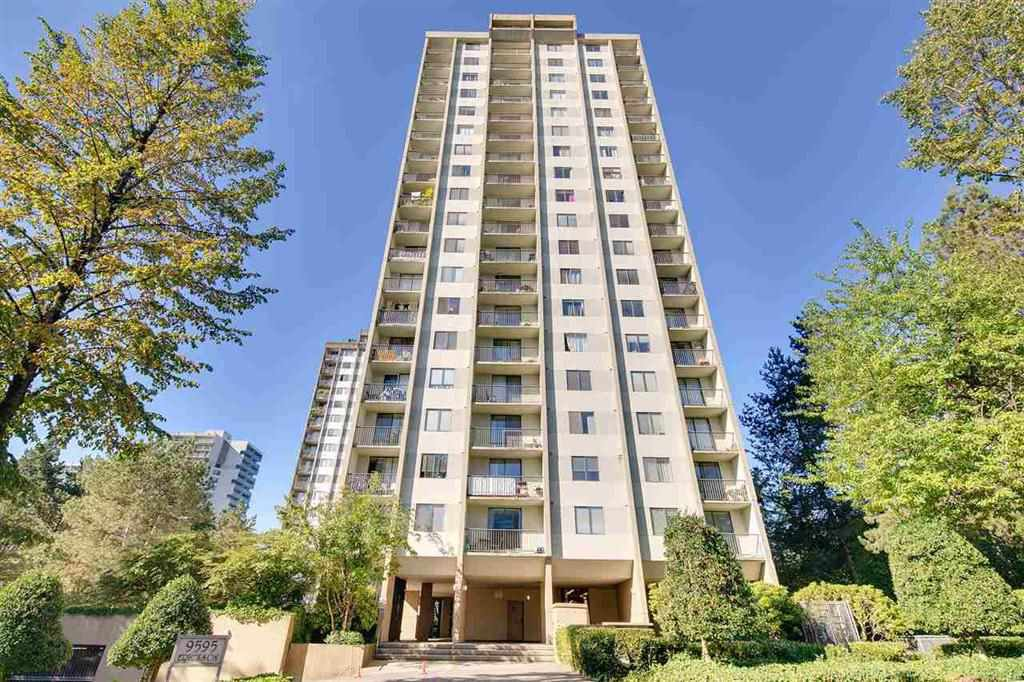 "Main Photo: 205 9595 ERICKSON Drive in Burnaby: Sullivan Heights Condo for sale in ""CAMERON TOWERS"" (Burnaby North)  : MLS®# R2220020"