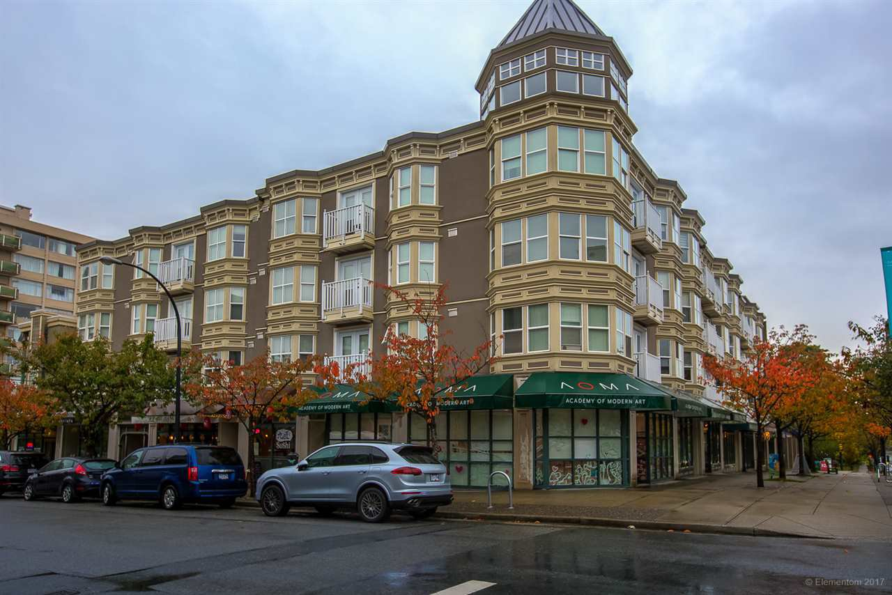 "Main Photo: 212 5723 BALSAM Street in Vancouver: Kerrisdale Condo for sale in ""KERRISDALE PLACE"" (Vancouver West)  : MLS®# R2231080"