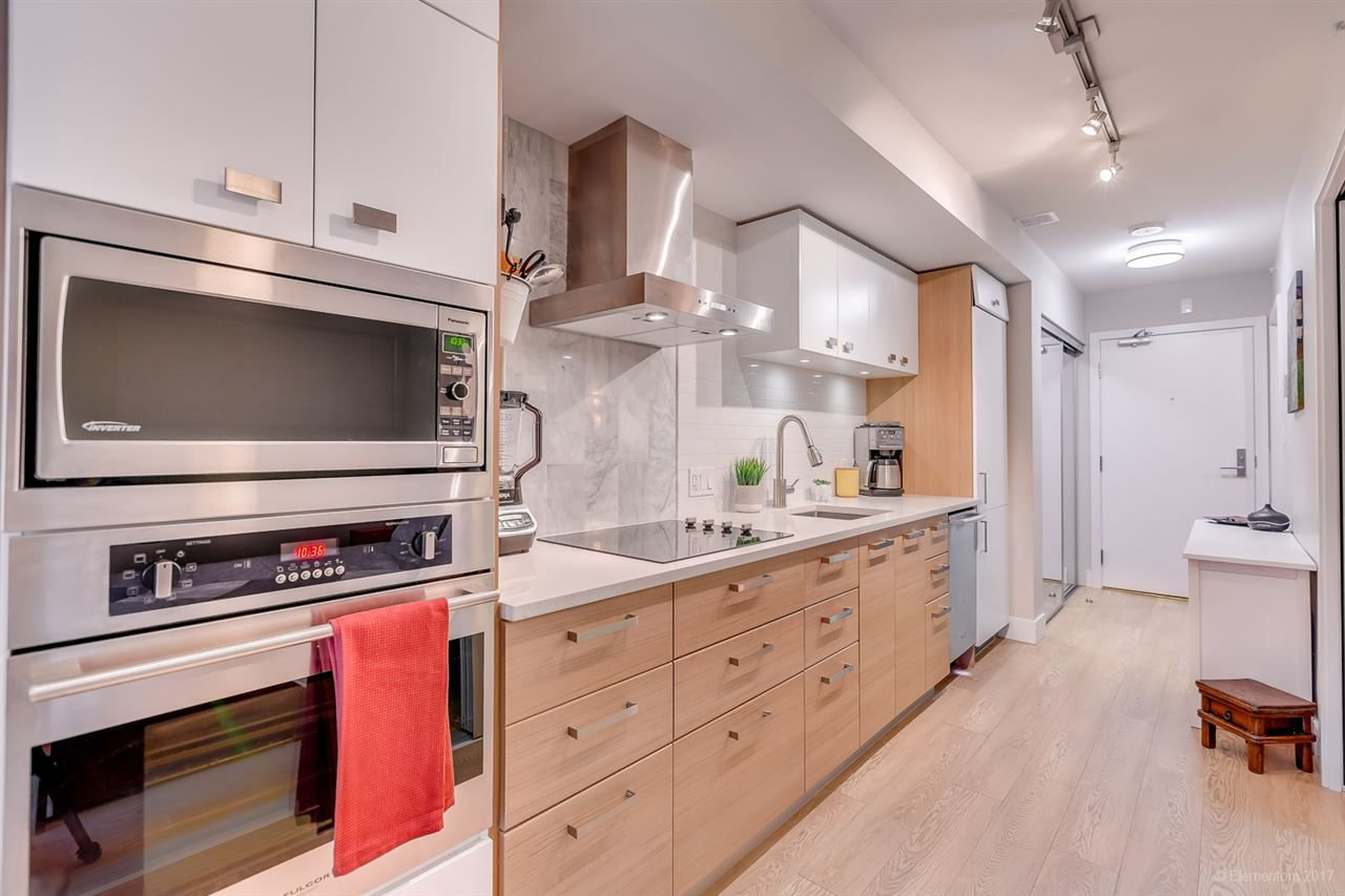 """Photo 7: Photos: 223 1783 MANITOBA Street in Vancouver: False Creek Condo for sale in """"RESIDENCE AT WEST"""" (Vancouver West)  : MLS®# R2235634"""