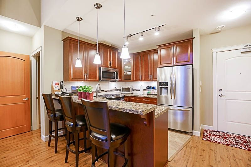 Main Photo: 623 8067 207 Street in Langley: Willoughby Heights Condo for sale : MLS®# R2238286