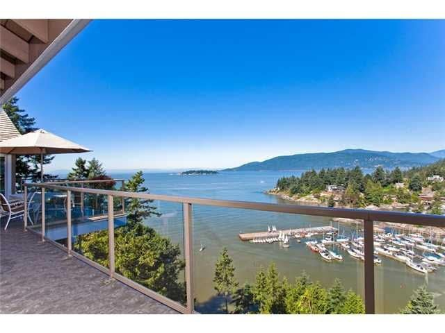 Main Photo: 5522 Ocean Place Place in West Vancouver: Eagle Harbour House for sale : MLS®# V991432