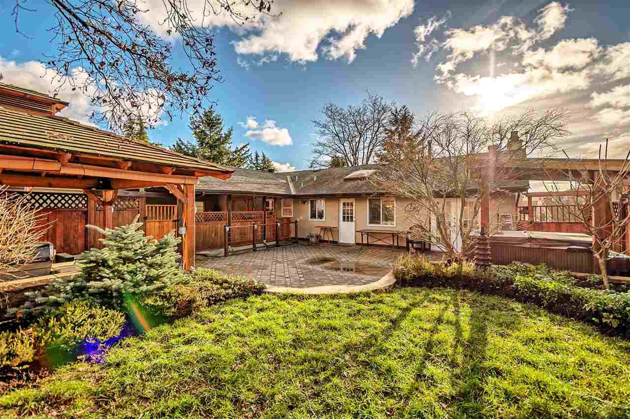 Main Photo: 77 MOTT Crescent in New Westminster: The Heights NW House for sale : MLS®# R2275094