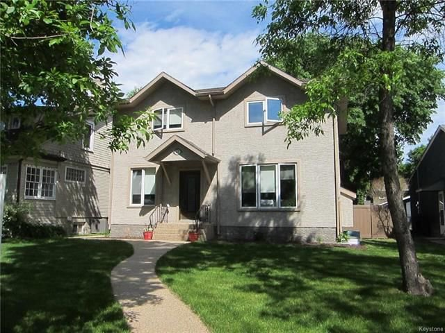 Main Photo: 42 Claremont Avenue in Winnipeg: Norwood Flats Residential for sale (2B)  : MLS®# 1814875
