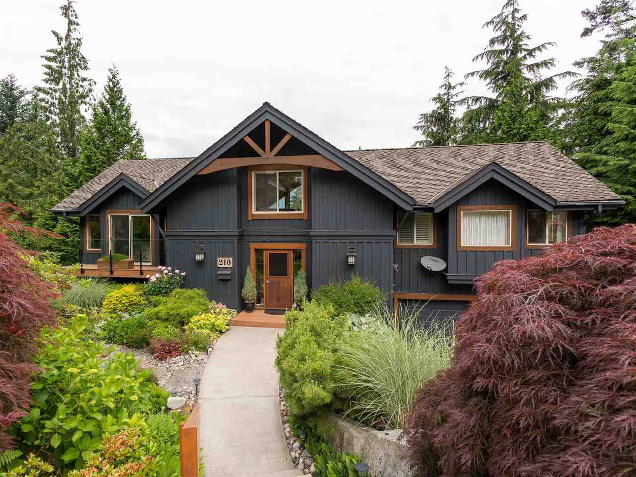 """Main Photo: 210 FURRY CREEK Drive: Furry Creek House for sale in """"FURRY CREEK"""" (West Vancouver)  : MLS®# R2286105"""