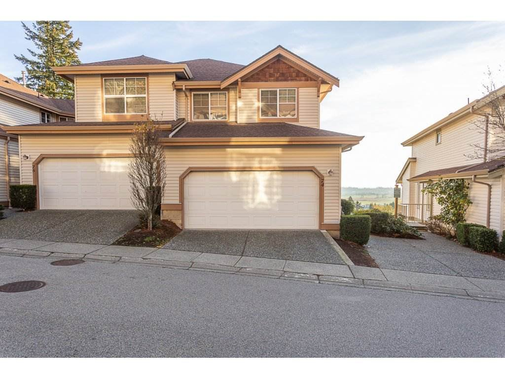 "Main Photo: 74 35287 OLD YALE Road in Abbotsford: Abbotsford East Townhouse for sale in ""The Falls"" : MLS®# R2321916"
