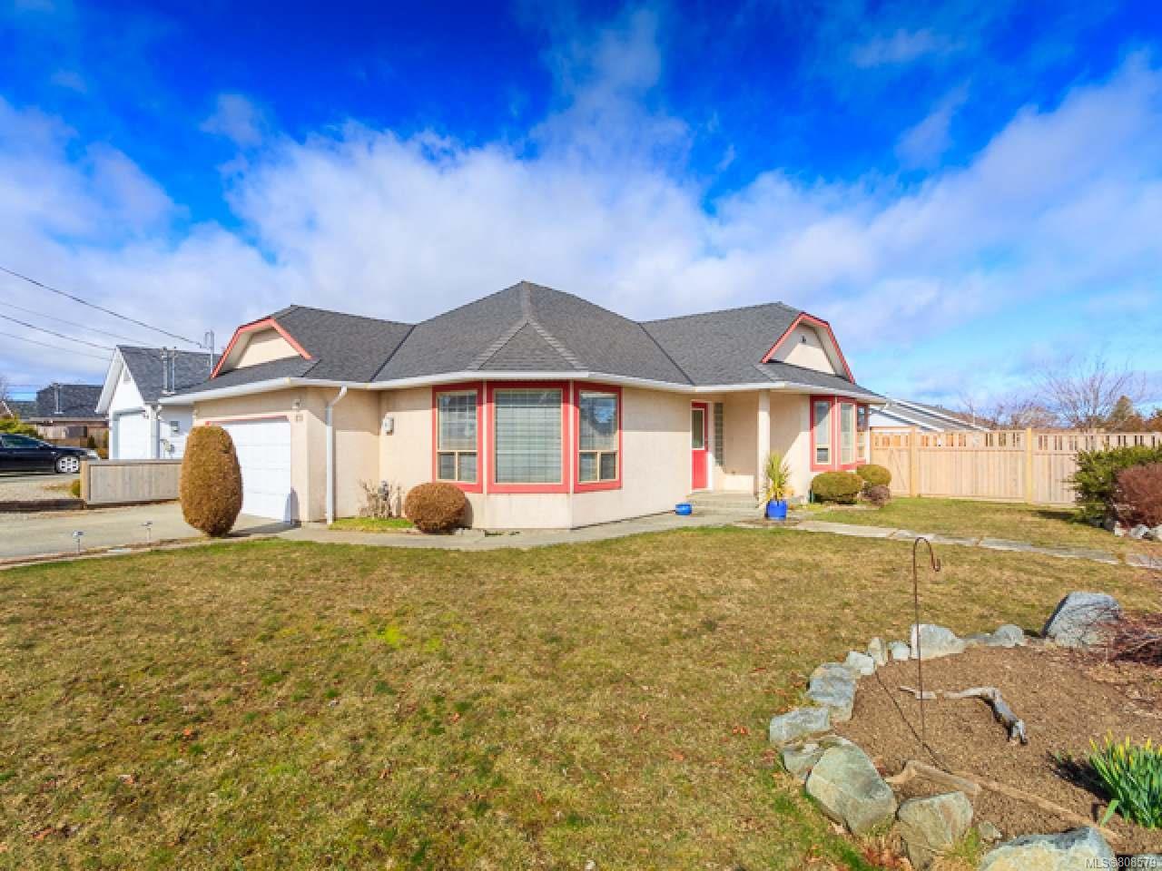 Main Photo: 878 Temple St in PARKSVILLE: PQ Parksville House for sale (Parksville/Qualicum)  : MLS®# 808579