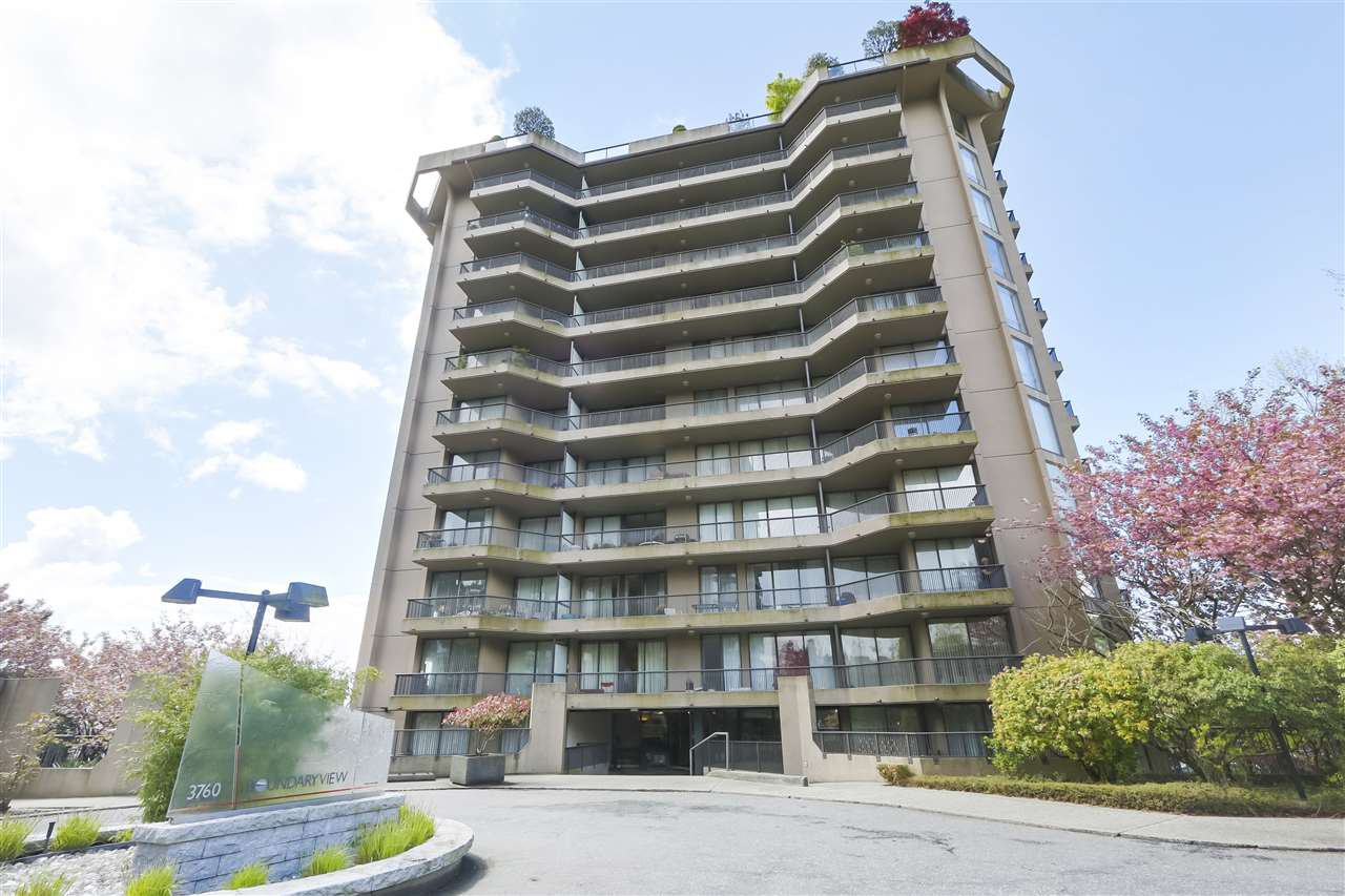 Main Photo: 308 3740 ALBERT Street in Burnaby: Vancouver Heights Condo for sale (Burnaby North)  : MLS®# R2363771