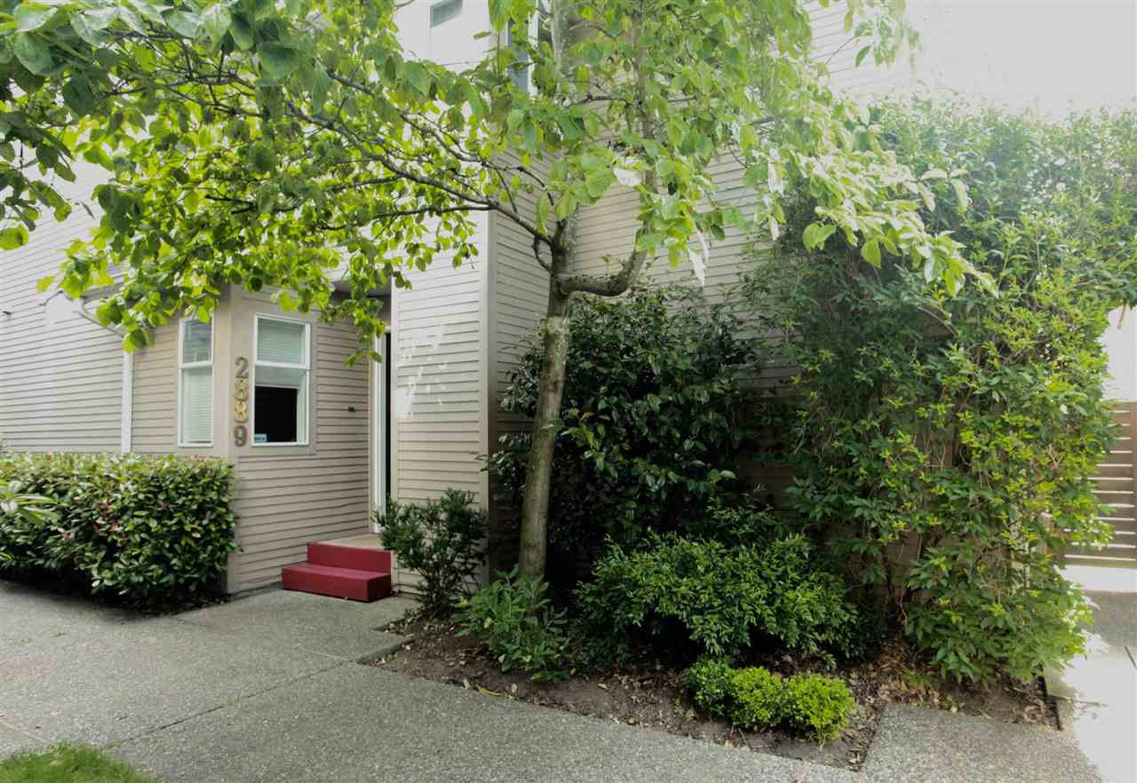 Main Photo: 2889 W 17TH Avenue in Vancouver: Arbutus 1/2 Duplex for sale (Vancouver West)  : MLS®# R2379372