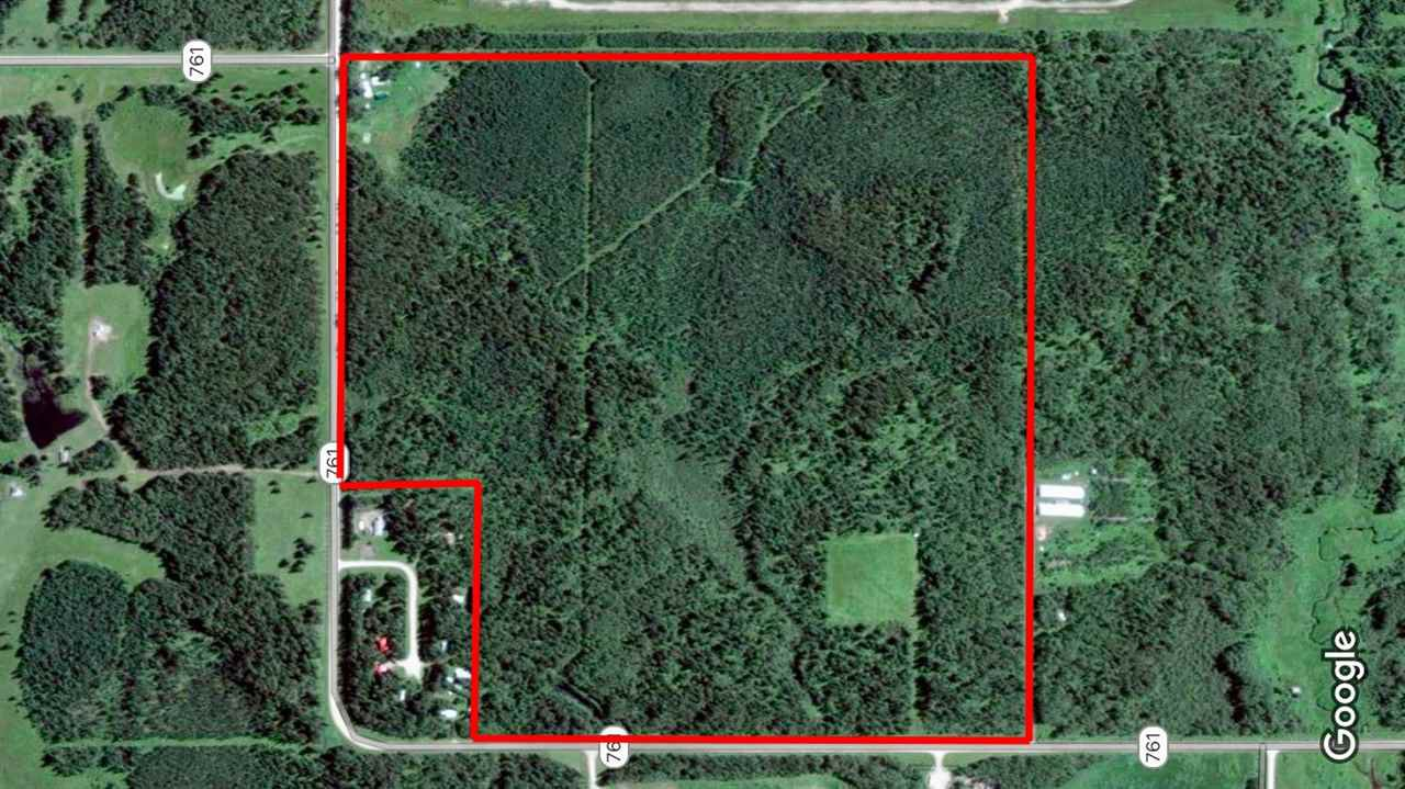 Main Photo: 55001 Twp 465: Rural Wetaskiwin County Rural Land/Vacant Lot for sale : MLS®# E4182412