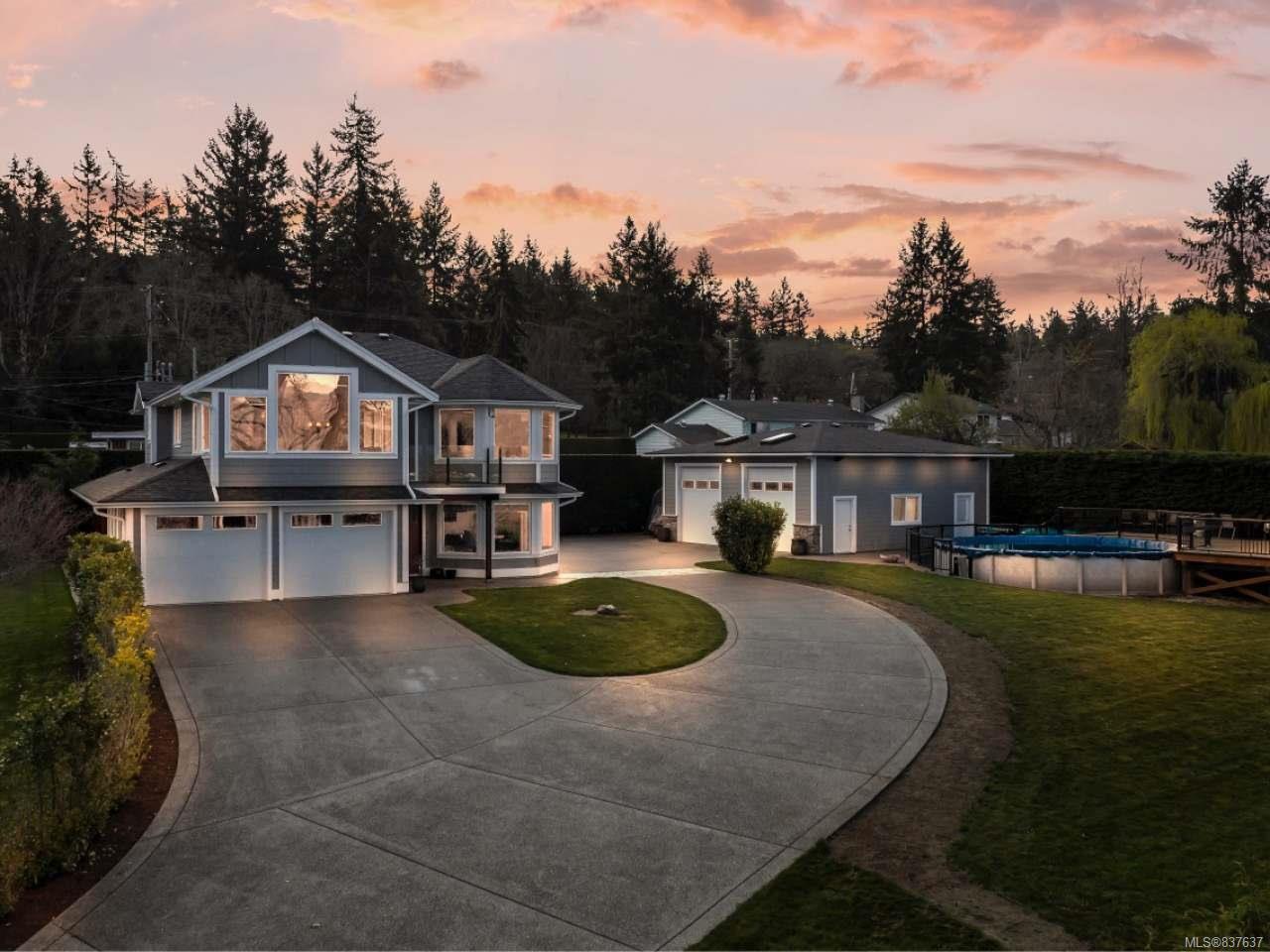 Main Photo: 6304 Lansdowne Pl in DUNCAN: Du East Duncan House for sale (Duncan)  : MLS®# 837637