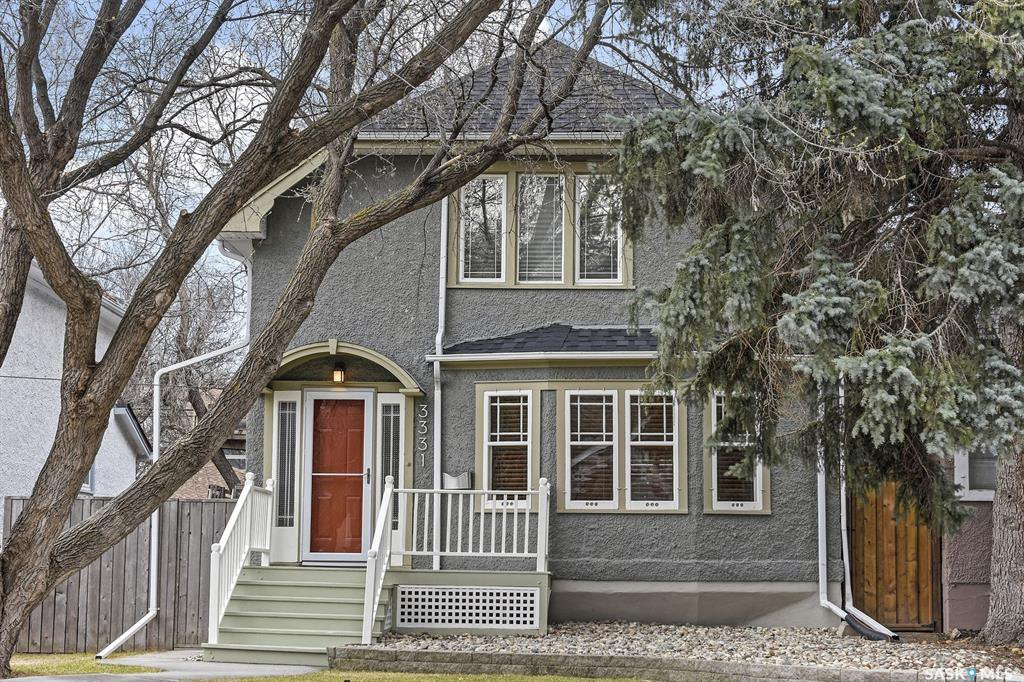 Main Photo: 3331 Angus Street in Regina: Lakeview RG Residential for sale : MLS®# SK806154