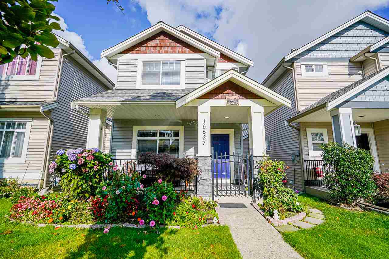Main Photo: 16627 59A Avenue in Surrey: Cloverdale BC House for sale (Cloverdale)  : MLS®# R2510774