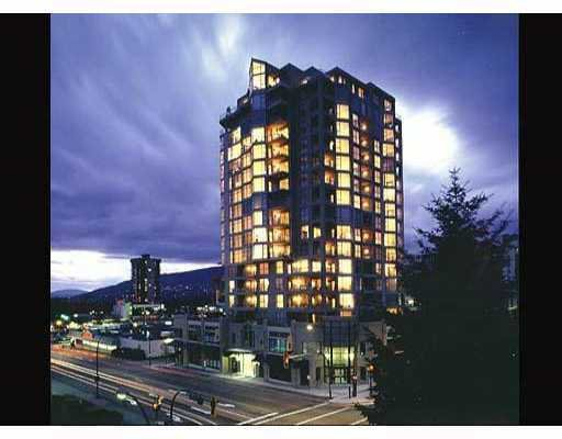 "Main Photo: 702 160 E 13TH ST in North Vancouver: Central Lonsdale Condo for sale in ""THE GRANDE"" : MLS®# V591101"