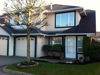 Main Photo: 116 3160 Townline in Abbotsford: Townhouse for sale : MLS®# F1307337