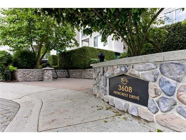 Main Photo: # 218 3608 DEERCREST DR in North Vancouver: Roche Point Condo for sale : MLS®# V1004813