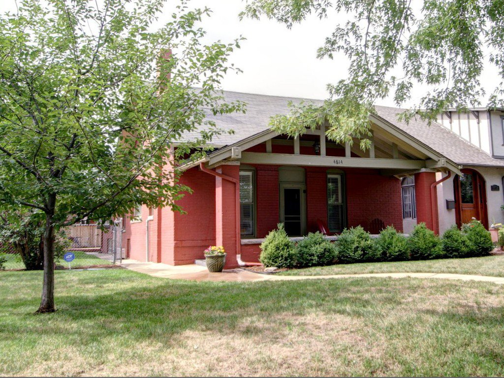Photo 2: Photos: 4614 W. 33rd Avenue in Denver: House for sale (Cottage Hill)  : MLS®# 1216476