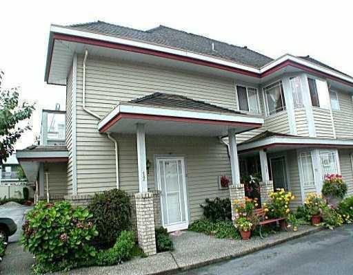 """Main Photo: 12 11502 BURNETT ST in Maple Ridge: East Central Townhouse for sale in """"TELOSKY VILLAGE"""" : MLS®# V598258"""
