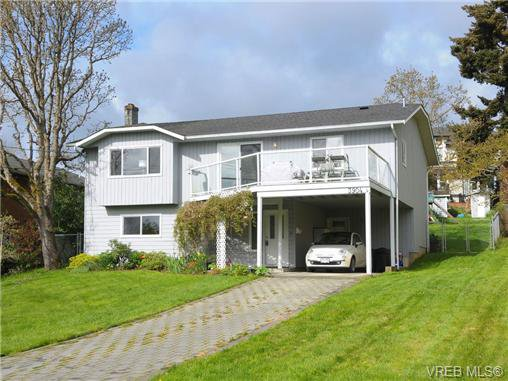 Main Photo: 3904 Lancaster Rd in VICTORIA: SE Swan Lake House for sale (Saanich East)  : MLS®# 669100