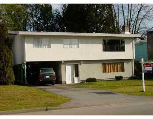 Main Photo: 3436 WELLINGTON ST in Port_Coquitlam: Glenwood PQ House for sale (Port Coquitlam)  : MLS®# V388515