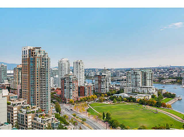 """Main Photo: 2508 1438 RICHARDS Street in Vancouver: Yaletown Condo for sale in """"Azura 1"""" (Vancouver West)  : MLS®# V1085707"""