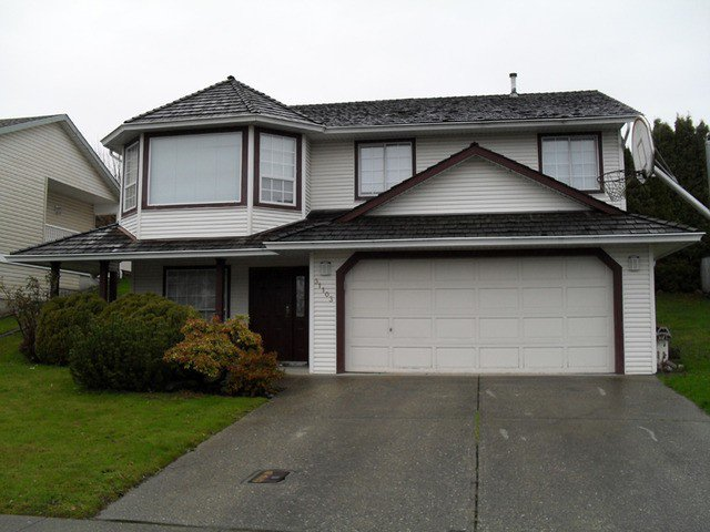 Main Photo: 31103 SIDONI Avenue in Abbotsford: Abbotsford West House for sale : MLS®# F1439682