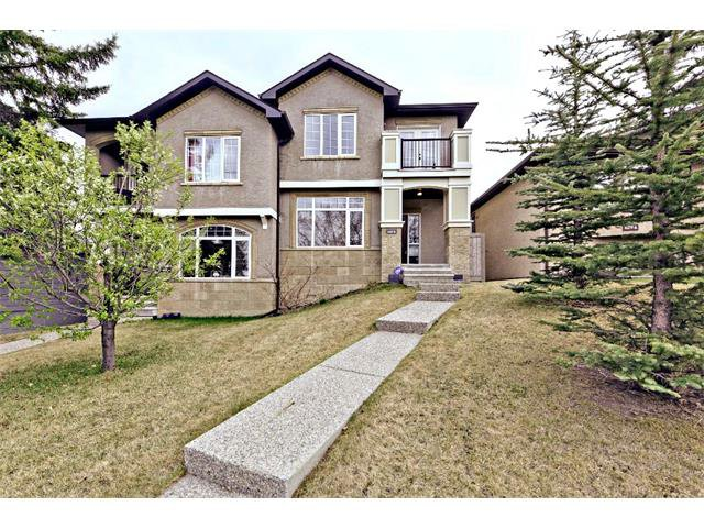 Main Photo: 1607B 24 Avenue NW in Calgary: Capitol Hill House for sale : MLS®# C4011154