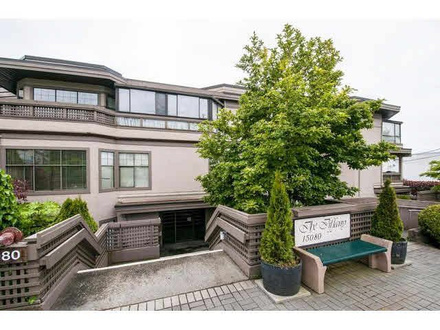 "Main Photo: 104 15080 PROSPECT Avenue: White Rock Condo for sale in ""THE TIFFANY"" (South Surrey White Rock)  : MLS®# F1440884"