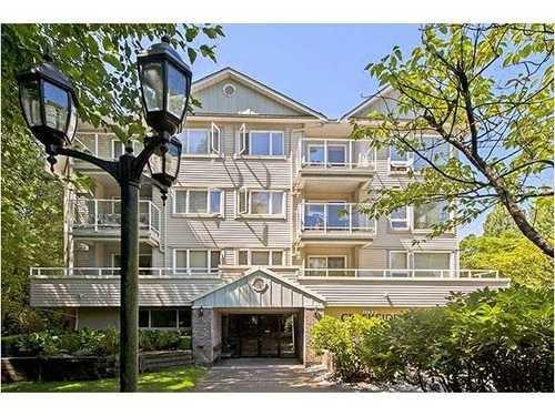 Main Photo: 303 1132 DUFFERIN Street in Coquitlam: Eagle Ridge CQ Home for sale ()  : MLS®# V1098509