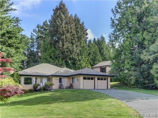 Main Photo: 1638 Mayneview Terr in NORTH SAANICH: NS Dean Park House for sale (North Saanich)  : MLS®# 704978