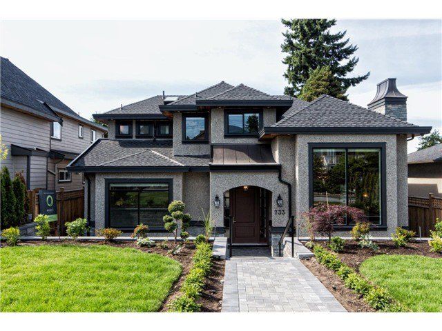 """Photo 3: Photos: 733 E 7TH Street in North Vancouver: Queensbury House for sale in """"QUEENSBURY"""" : MLS®# V1129157"""