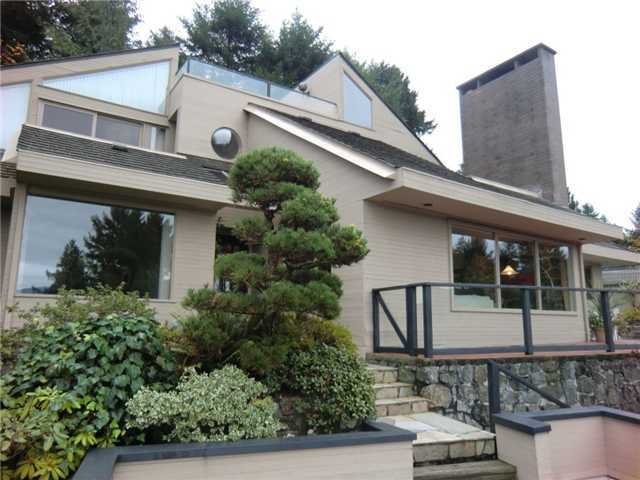 Main Photo: 6242 St Georges Crescent in West Vancouver: Gleneagles Home for sale ()  : MLS®# V857513