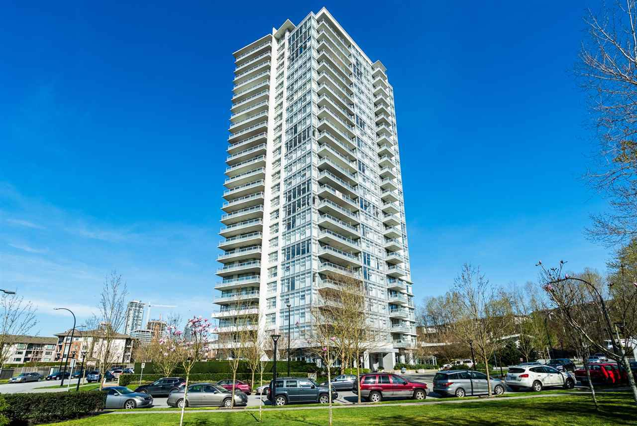 "Main Photo: 601 2289 YUKON Crescent in Burnaby: Brentwood Park Condo for sale in ""WATERCOLOURS BY POLYGON"" (Burnaby North)  : MLS®# R2050714"