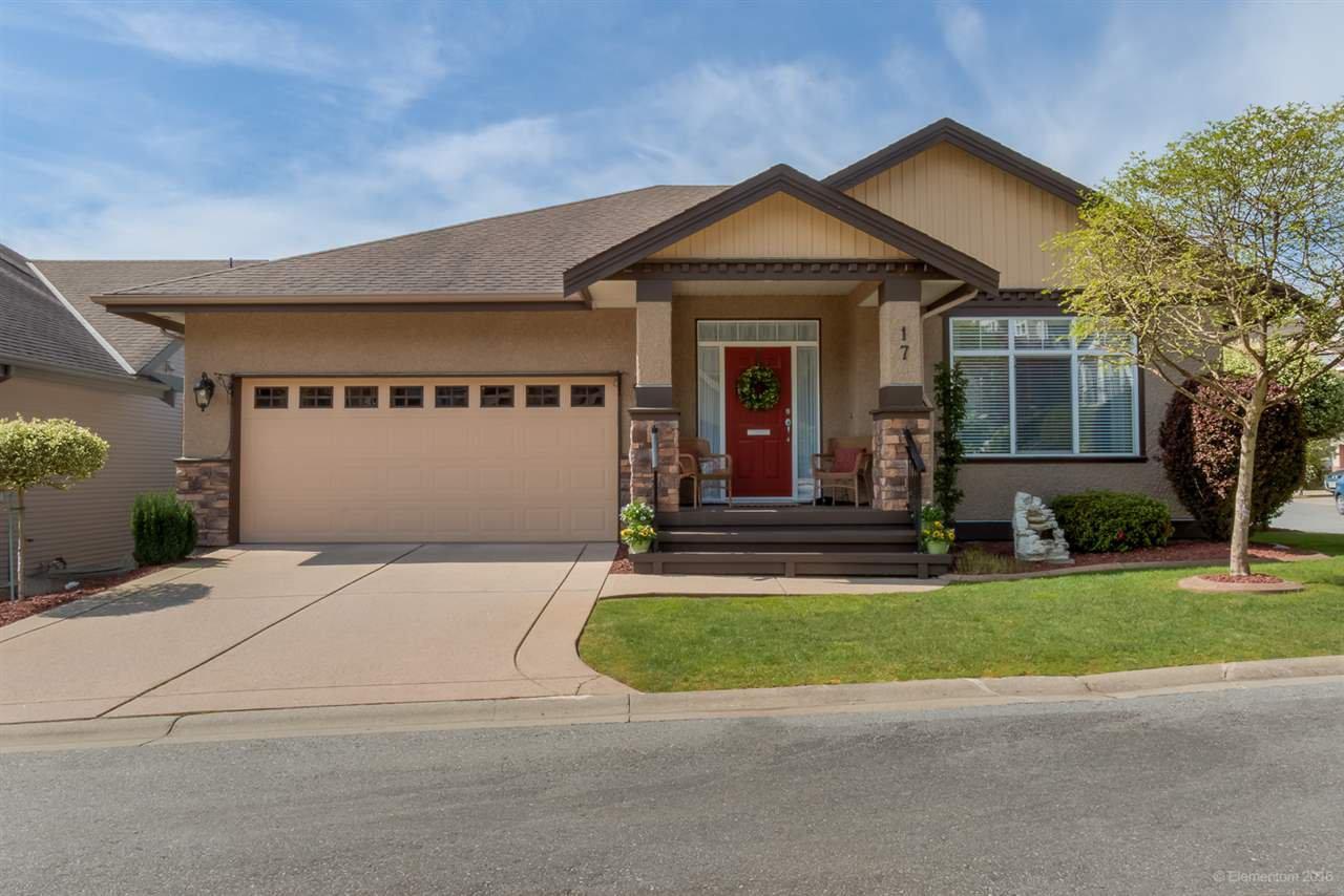 Main Photo: R2056912 - 17- 11442 Best St, Maple Ridge - For Sale