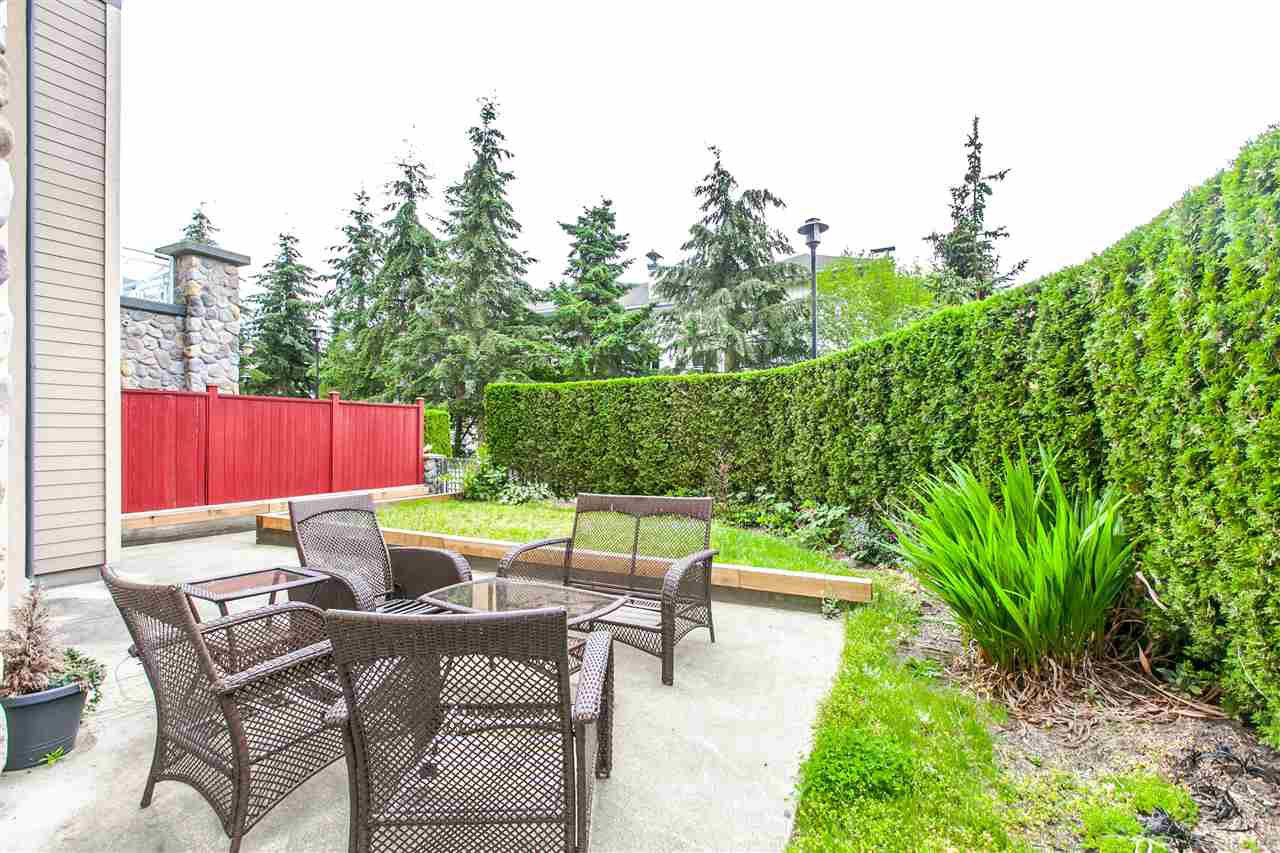 "Photo 2: Photos: 101 3600 WINDCREST Drive in North Vancouver: Roche Point Condo for sale in ""WINDSONG AT RAVEN WOODS"" : MLS®# R2087149"