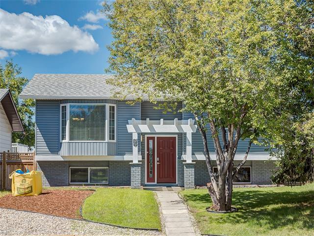 Main Photo: 75 WHITMAN Crescent NE in Calgary: Whitehorn House for sale : MLS®# C4074326