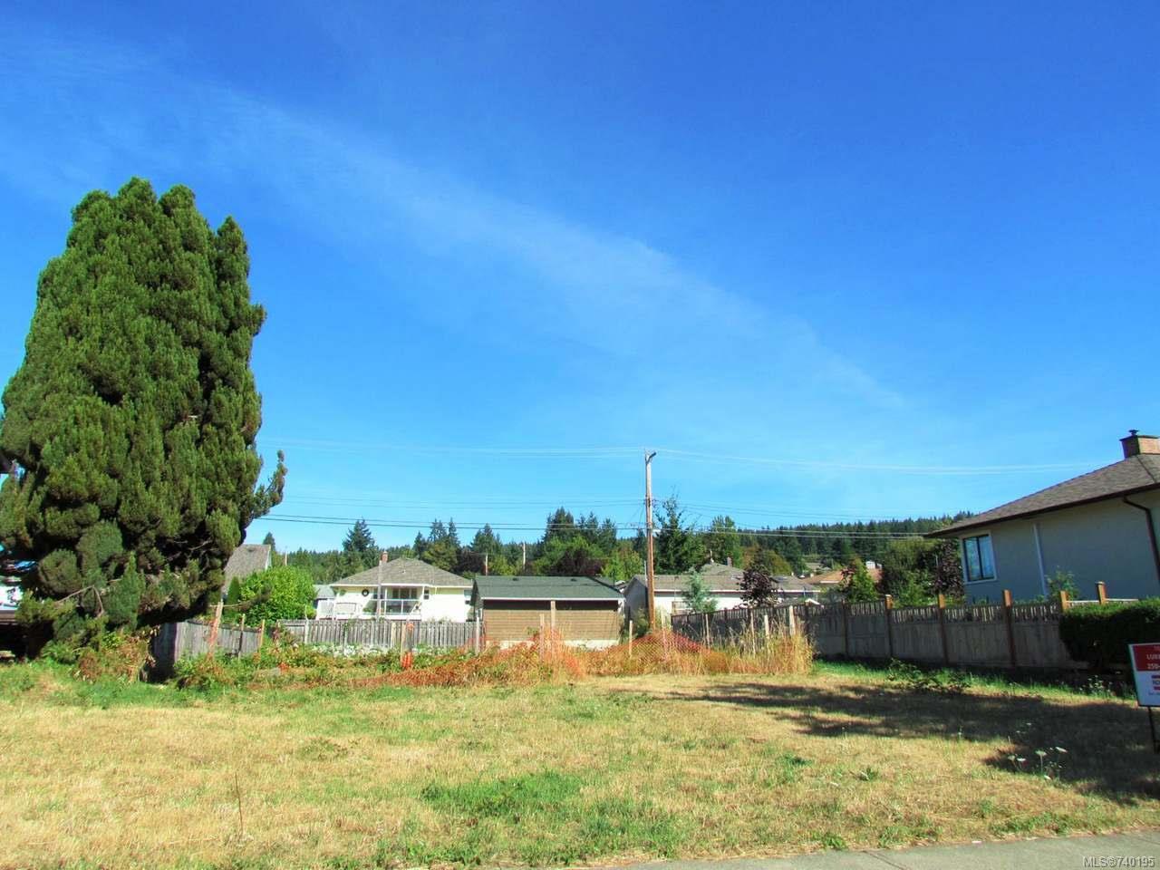 Main Photo: 2553 8TH Avenue in PORT ALBERNI: PA Port Alberni Land for sale (Port Alberni)  : MLS®# 740195