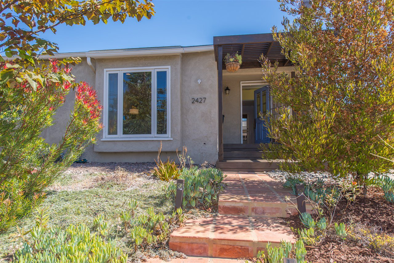 Main Photo: NORTH PARK House for sale : 3 bedrooms : 2427 Montclair Street in San Diego