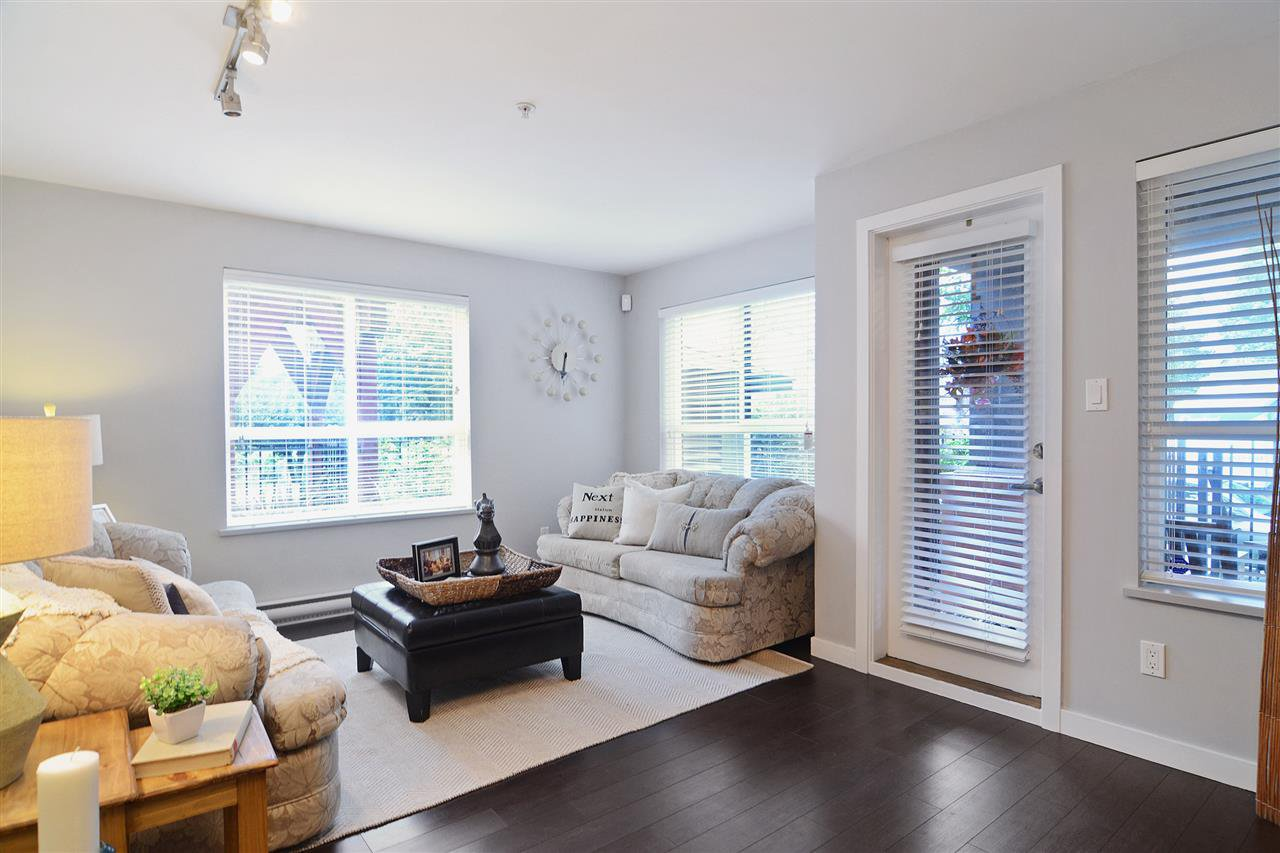 Main Photo: 107 2191 SHAUGHNESSY Street in Port Coquitlam: Central Pt Coquitlam Condo for sale : MLS®# R2114301