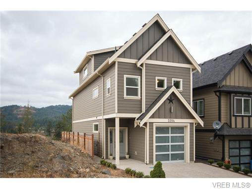 Main Photo: 3354 Turnstone Dr in VICTORIA: La Happy Valley House for sale (Langford)  : MLS®# 744457