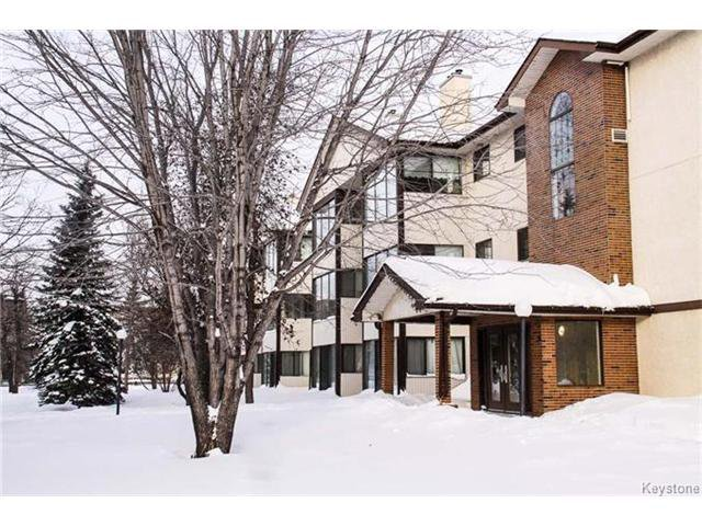 Main Photo: 693 St Anne's Road in Winnipeg: Condominium for sale (2E)  : MLS®# 1700105