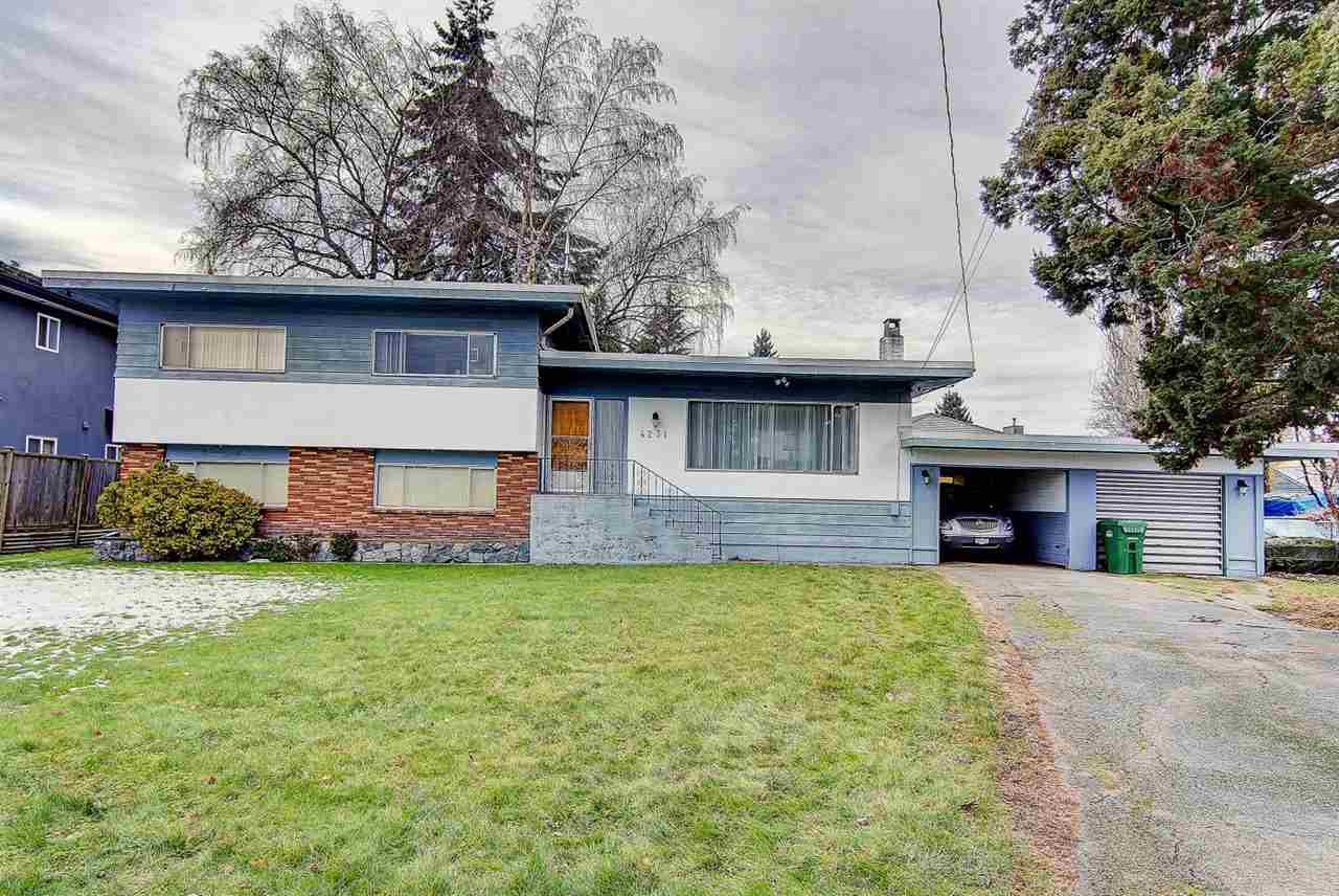"""Main Photo: 4231 WOODHEAD Road in Richmond: East Cambie House for sale in """"East Cambie"""" : MLS®# R2131131"""
