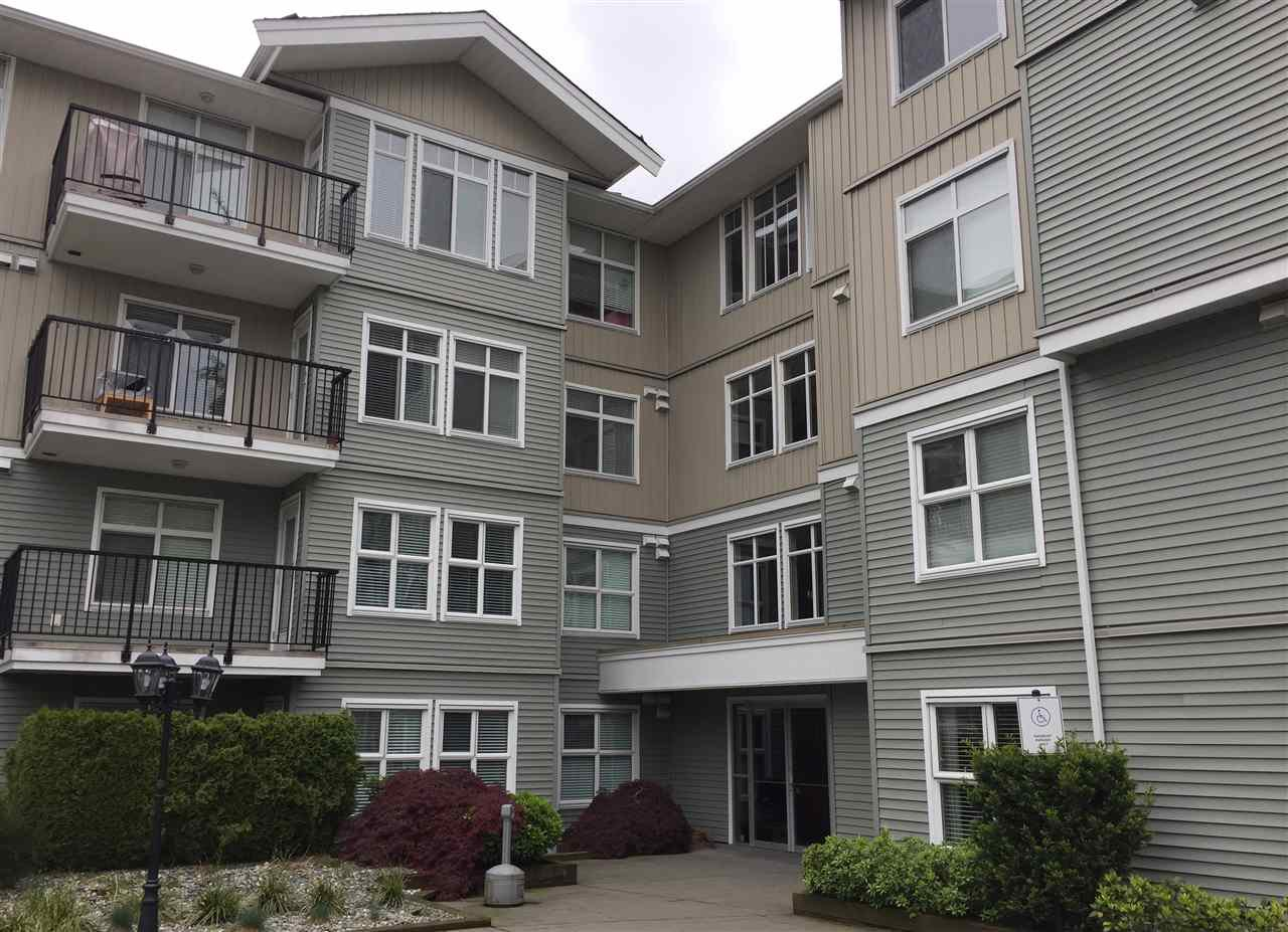 """Main Photo: 405 33255 OLD YALE Road in Abbotsford: Central Abbotsford Condo for sale in """"BRIXTON"""" : MLS®# R2167859"""