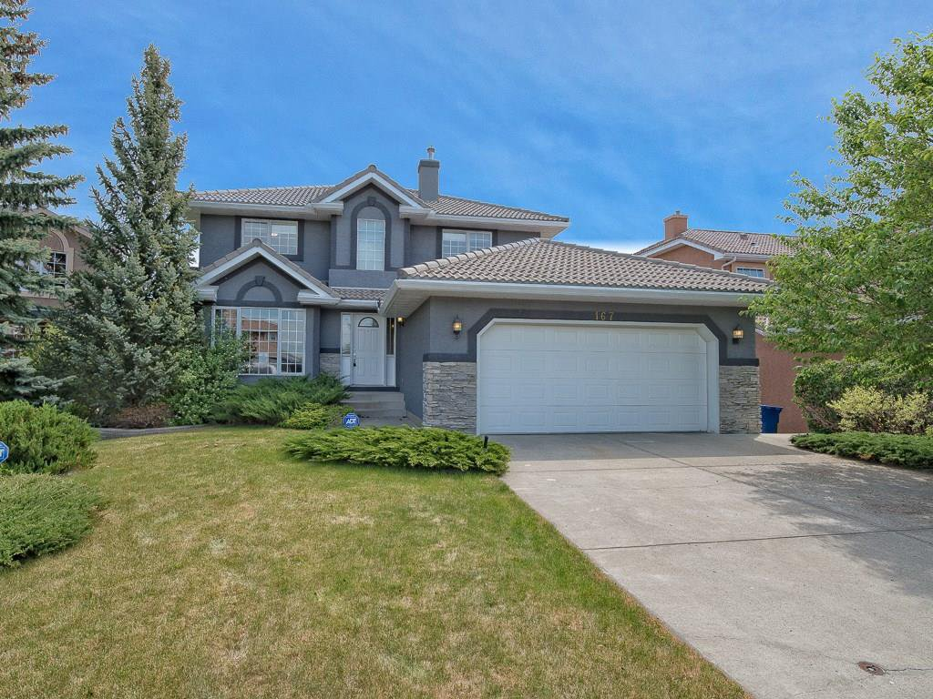 Exterior front - 167 Lakeside Greens Court (Chestermere)